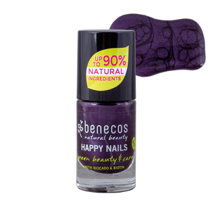 Benecos Nail Polish 5ml, galaxy