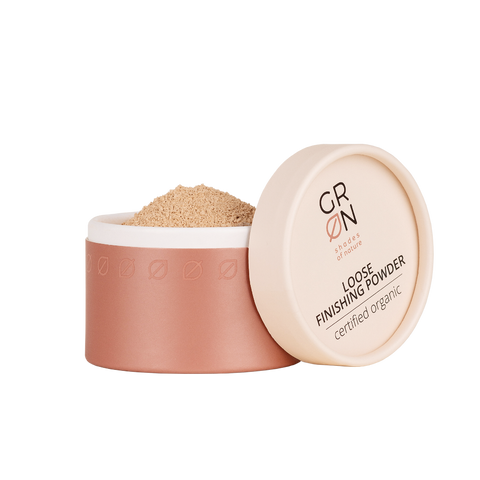 GRN Organics Loose Finishing Powder - desert sand