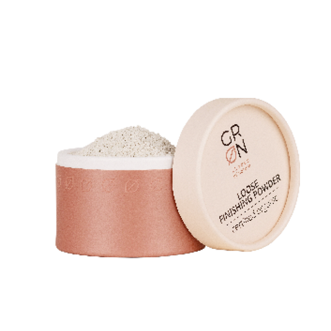 GRN Organics Loose Finishing Powder - snow white