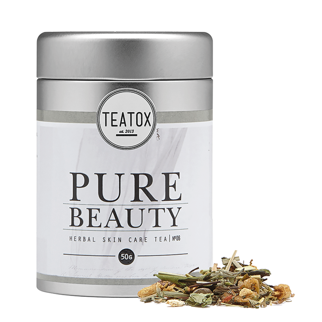 Teatox Pure Beauty - Organic White Tea With Mango