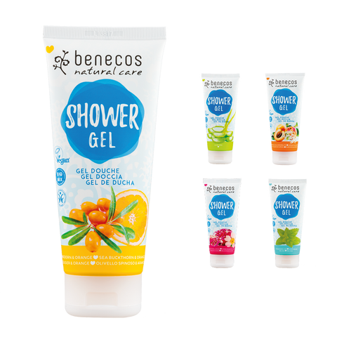 Benecos Care Shower Gel 200ml