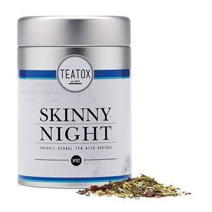 Teatox Skinny Night - Organic Herbal Tea With Rooibos