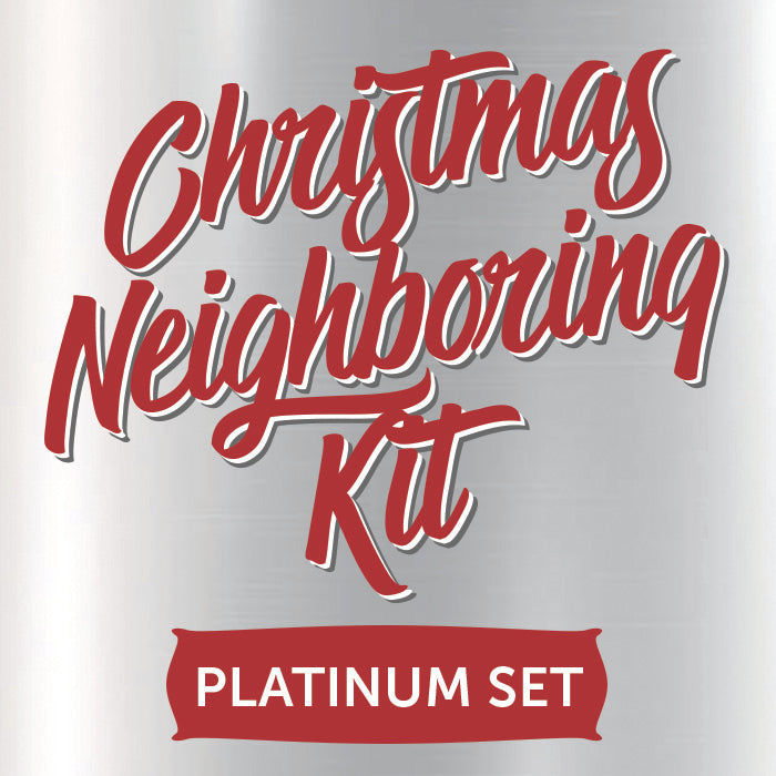Christmas Neighboring Kit - Platinum Set
