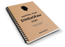 "Load image into Gallery viewer, ""Mapping Your Enneagram Story"" by Jesse Eubanks"