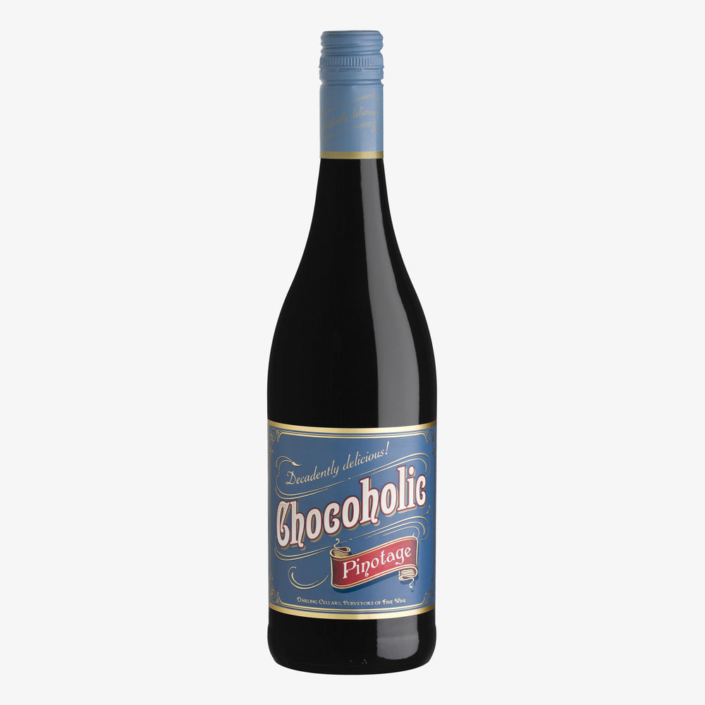 Chocoholic Pinotage