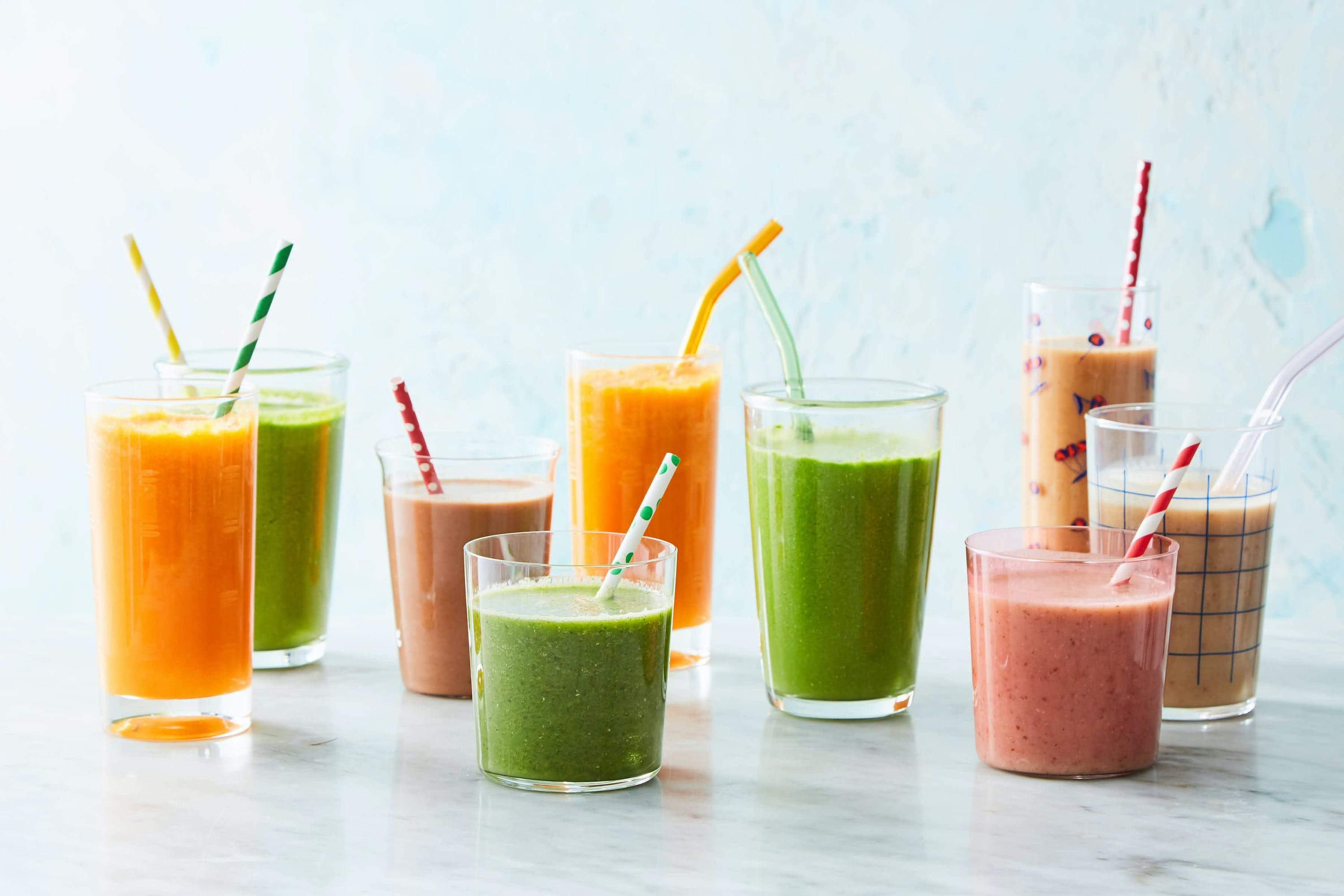 "All of the Other Reasons to Drink Smoothies (Apart from ""They're Healthy!"")"