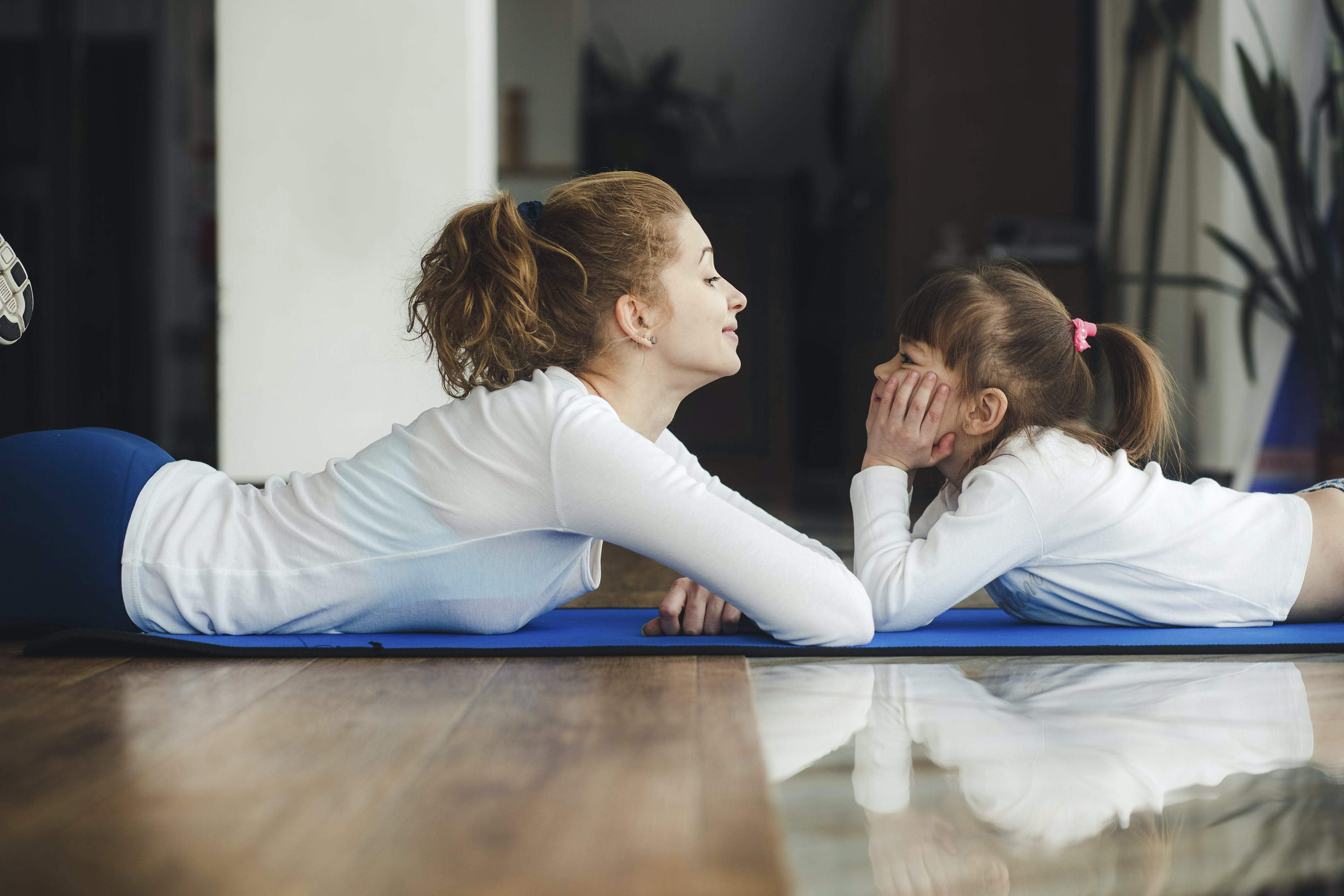Get Moving! Becoming Physically Active With Your Kids