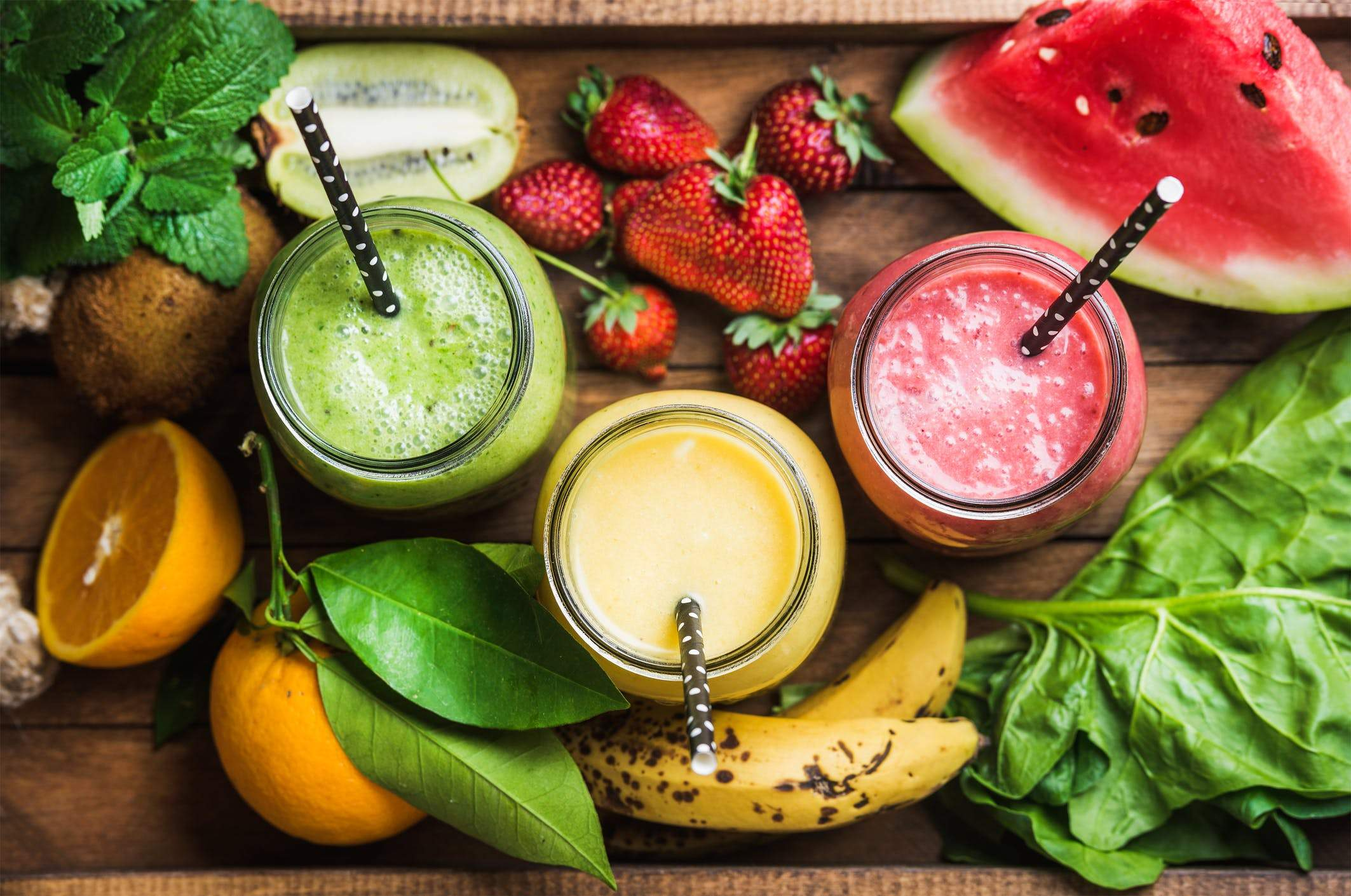 Changing Up How You Drink Your NutriBullet Smoothies