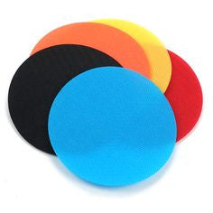 Floor Marking Circles 14cm Diameter (QTY 25)