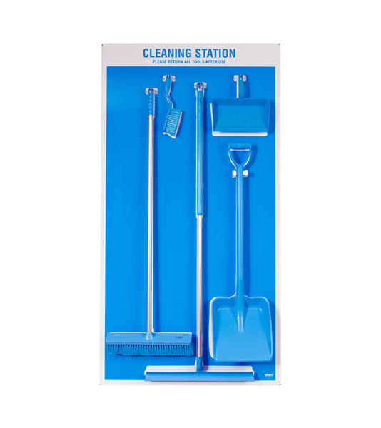 Cleaning Station - Advanced (Wallmounted)