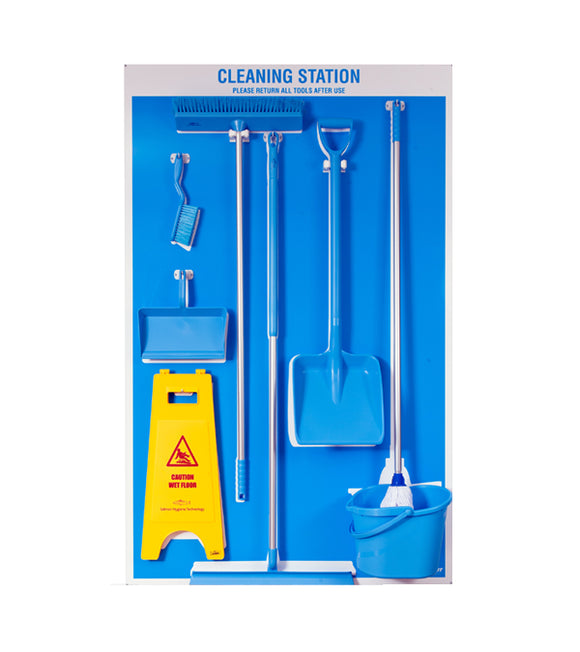 Cleaning Station - Professional (Wallmounted)