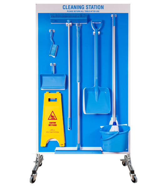 Cleaning Station - Professional (Mobile)