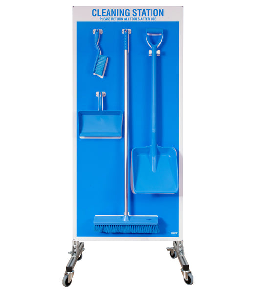 Cleaning Station - Medium (Mobile)
