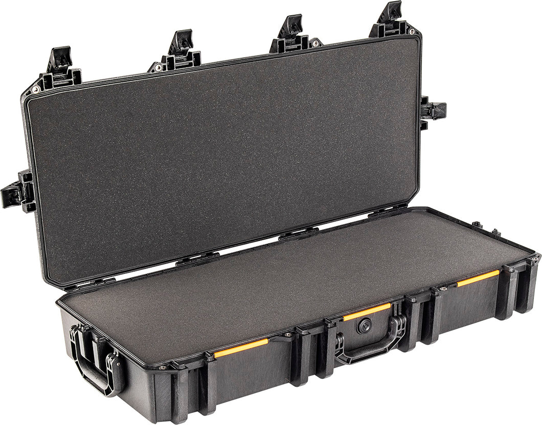 Pelican Vault V700 Takedown Case With Soft Layered Foam Black