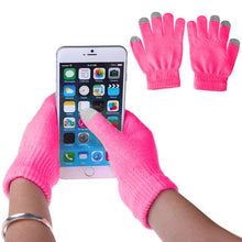 Load image into Gallery viewer, 1 Pair Unisex Winter Warm Capacitive Knit Gloves Hand Warmer For Touches Screen Smart Phone  XIN-Shipping