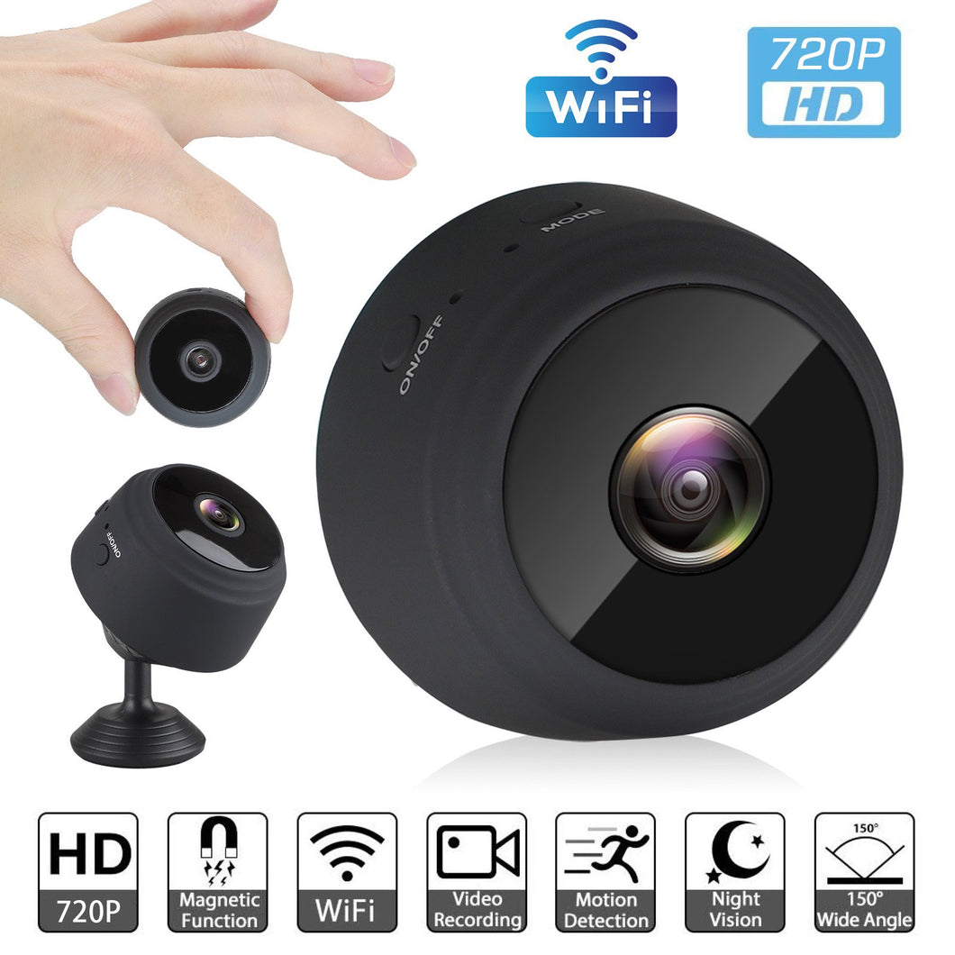 Mini Camera Wifi 1080P HD