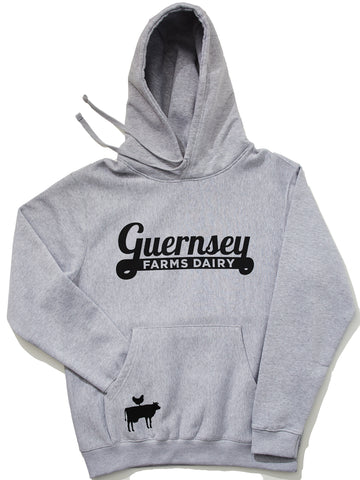 Guernsey Heavyweight Pullover Hooded Sweatshirt