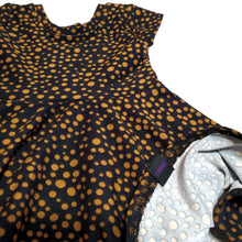 Load image into Gallery viewer, PRE-ORDER- BRN Spotted Baby and Girl's Dress