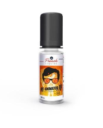 Re-animator III 10 ml - French liquide - Sansas Nantes - spécialiste de la cigarette électronique