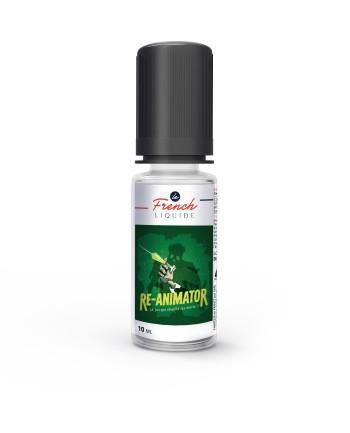 Re-animator 10 ml - French liquide - Sansas Nantes - spécialiste de la cigarette électronique