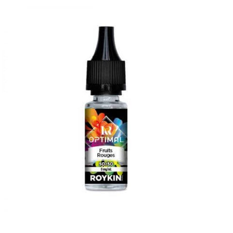Fruits rouges 10 ml - Roykin - Sansas Nantes - spécialiste de la cigarette électronique