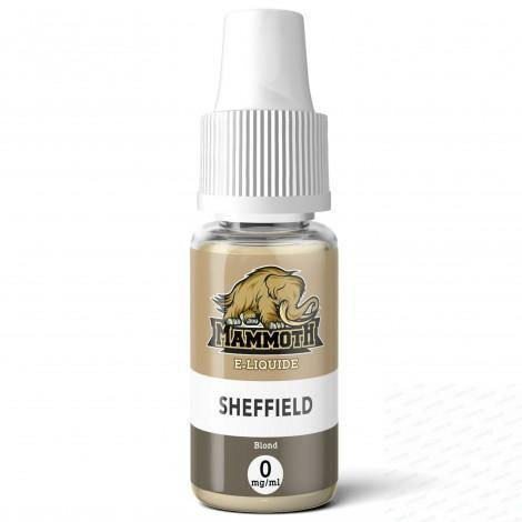 Sheffield 10 ml - Mammoth - Sansas Nantes - spécialiste de la cigarette électronique