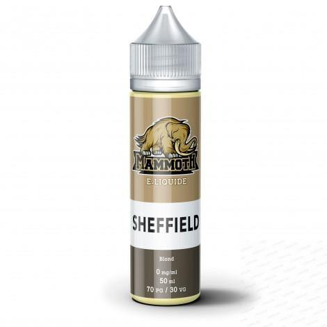 Sheffield 50 ml - Mammoth - Sansas Nantes - spécialiste de la cigarette électronique