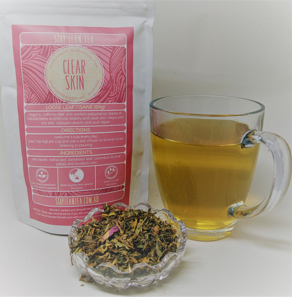 Clear Skin Tisane - Loose Leaf 50g
