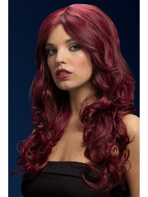 Nicole Wig - Red Cherry - VIP NovelTease