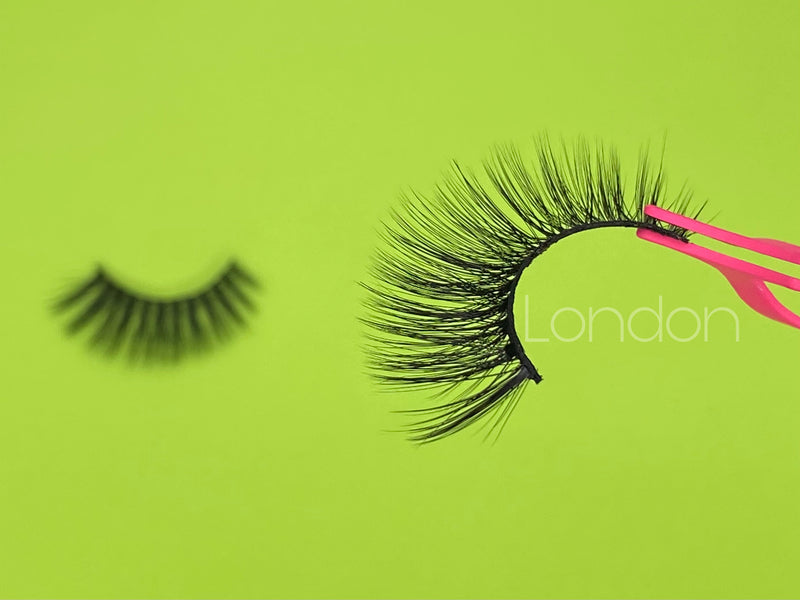 London Silk Lashes ( single)