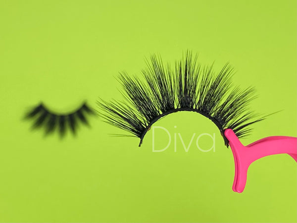 Diva Silk Lashes ( single)