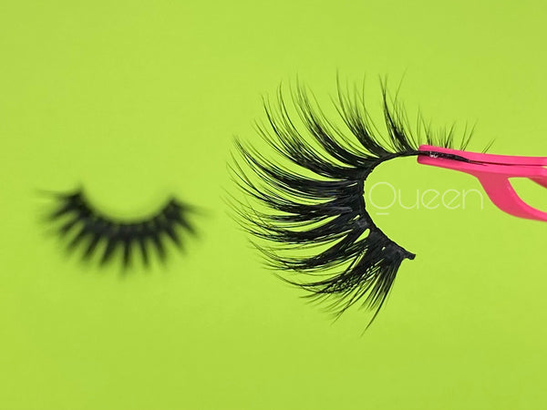 Queen Silk Lashes ( single)