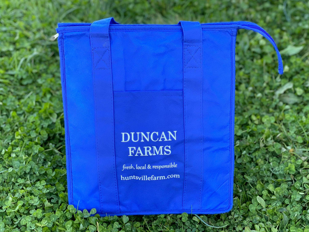 Duncan Farms Temporary Cooler Bag