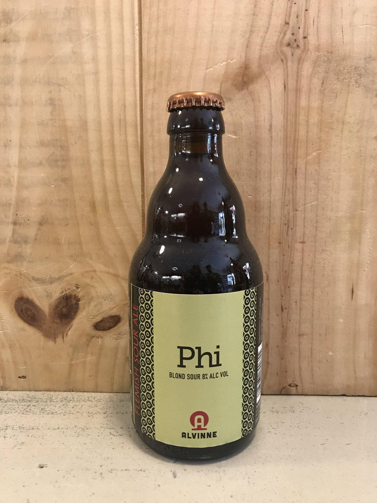 ALVINNE Phi 8° Blond Sour Ale 33cl Belgique