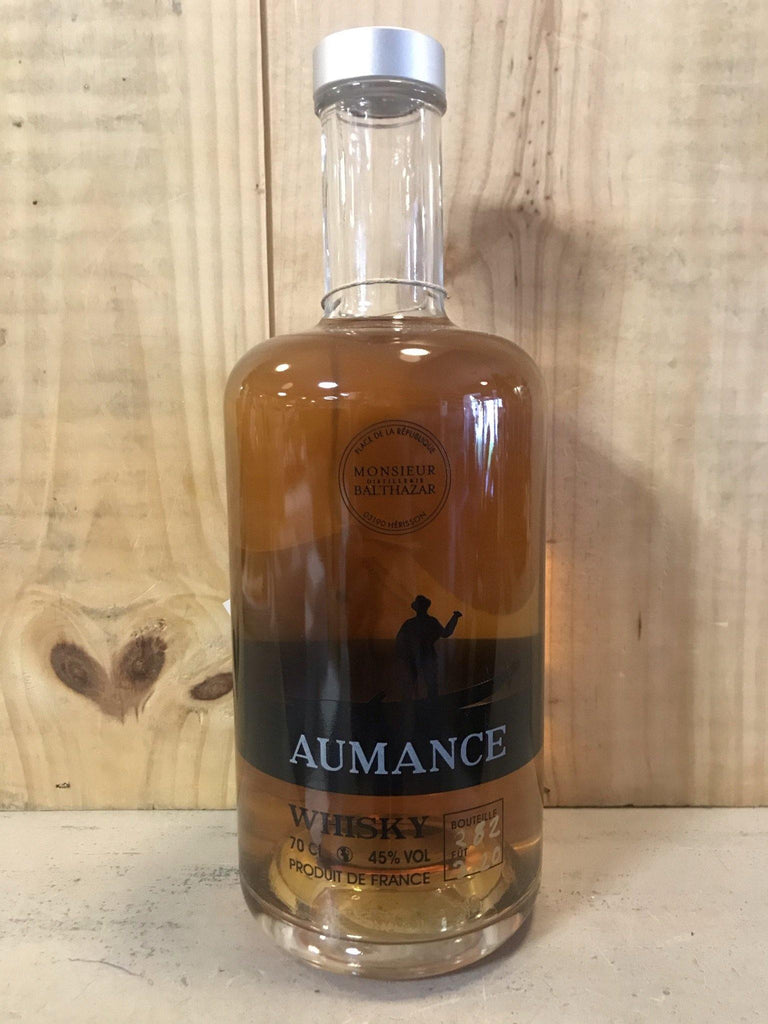 AUMANCE 45° Le Berry France 70cl Whisky - Cave du Palais, 64000 Pau