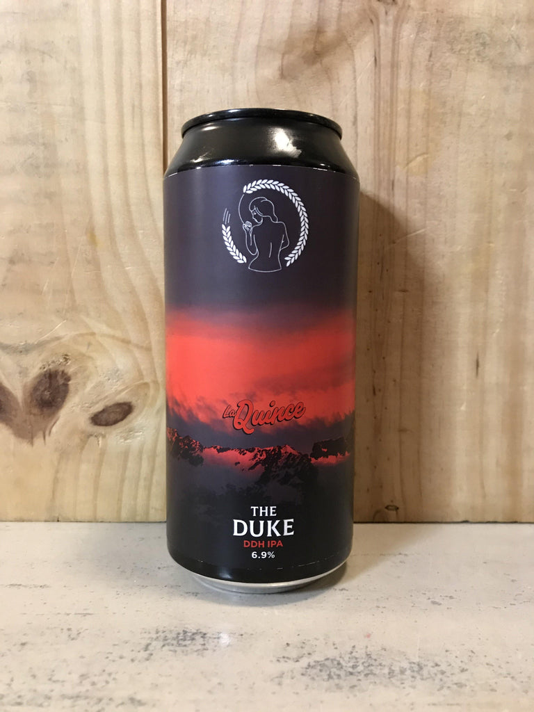 SUPERBE Duke Collaboration Quince 6.9%  DDH IPA 44cl Sud-Ouest France