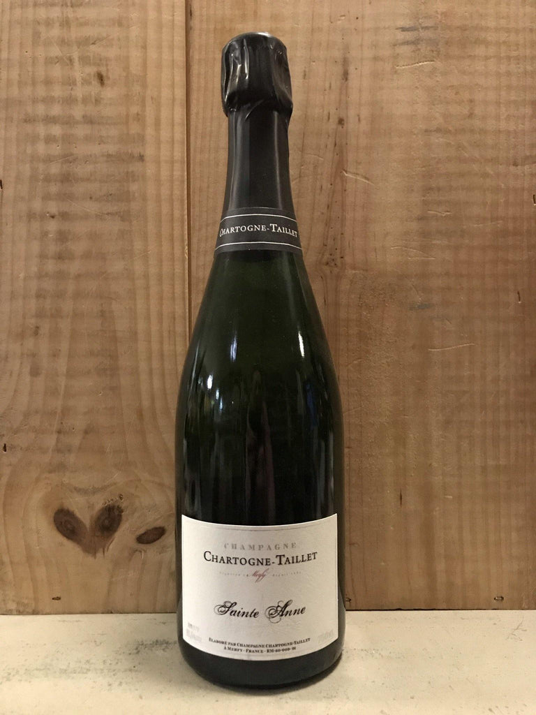 CHARTOGNE TAILLET Sainte Anne Champagne Merfy Brut 75cl Blanc