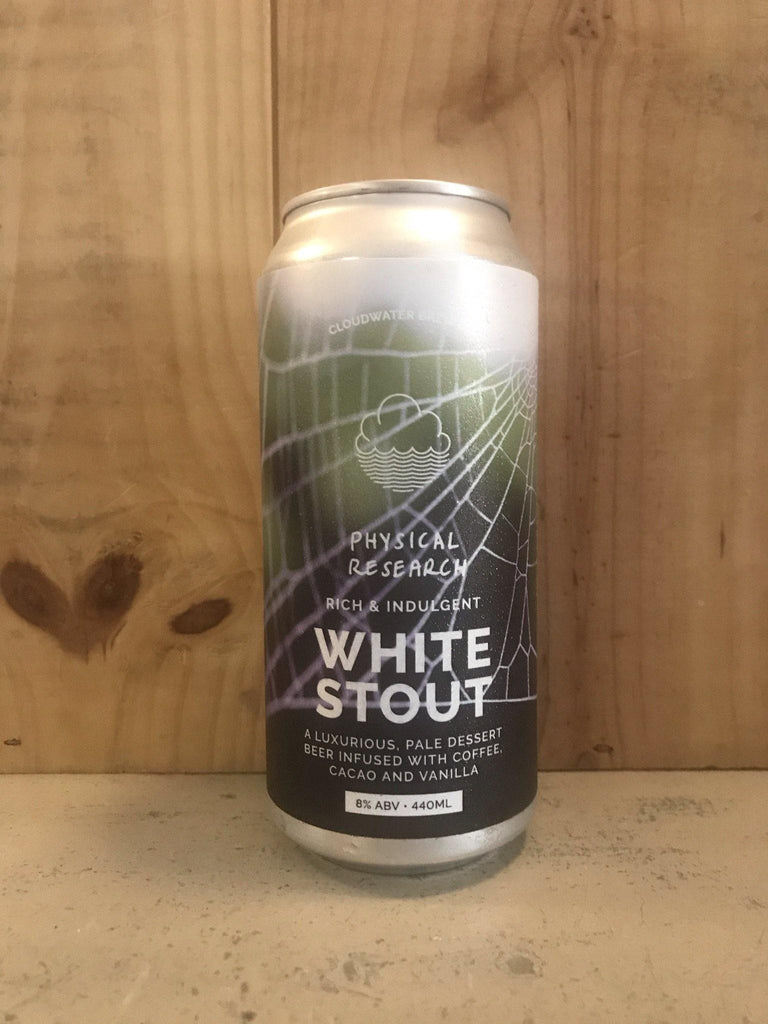 CLOUDWATER BREW CO Physical Research 8° White Stout 44cl Angleterre - Cave du Palais, 64000 Pau