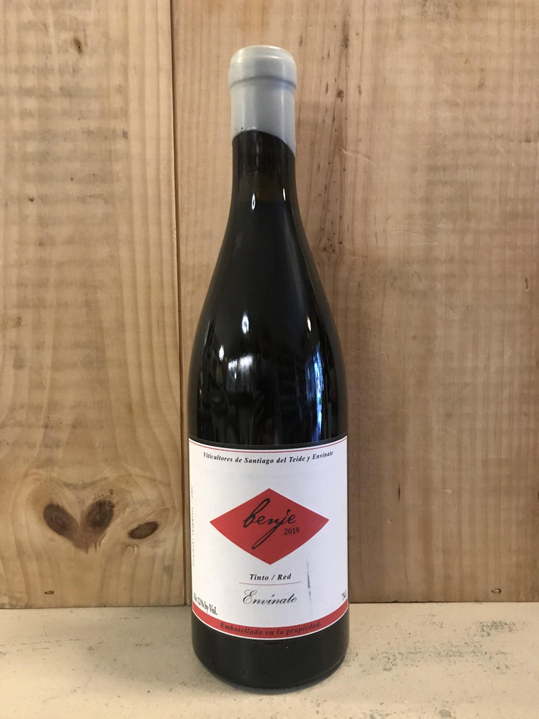 ENVINATE Benje Tinto 2019 DO Ycoden-Daute-Isora Îles Canaries Espagne 75cl Rouge