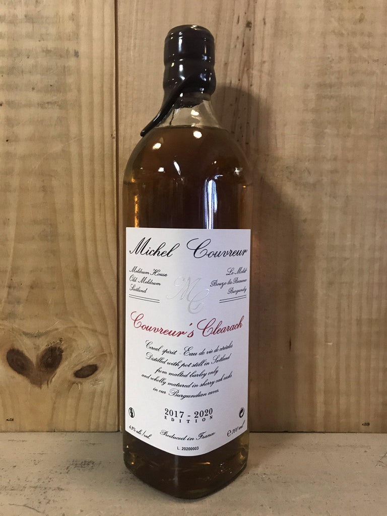MICHEL COUVREUR Single Clearach 43° 70cl - Cave du Palais, 64000 Pau