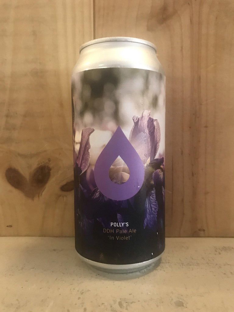 POLLY'S BREW CO In Violet 5,5° DDH Pale Ale 44cl Angleterre