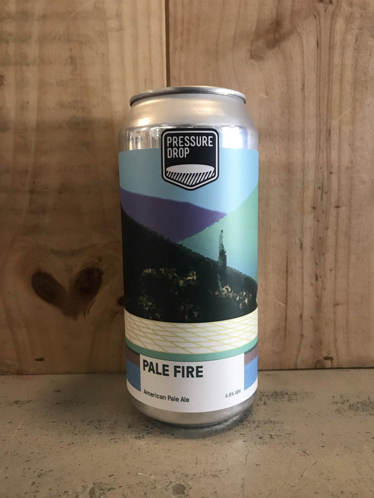 PRESSURE DROP Pale Fire 4,8° American PA 44cl Angleterre