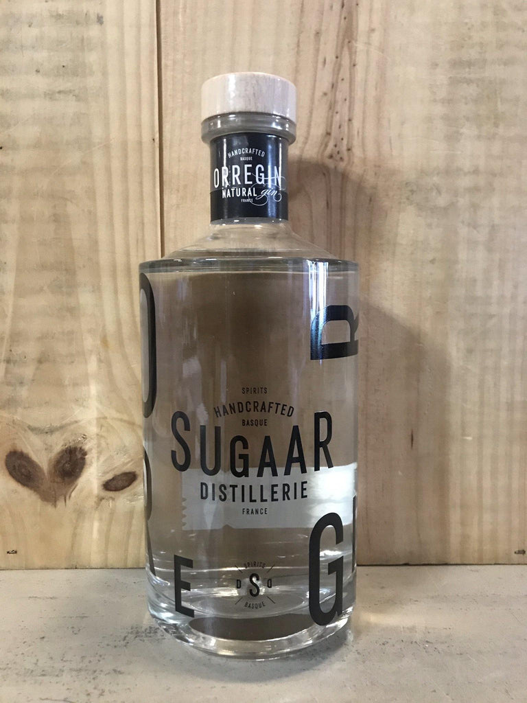 SUGAAR Orregin Gin 42° 70cl France - Cave du Palais, 64000 Pau