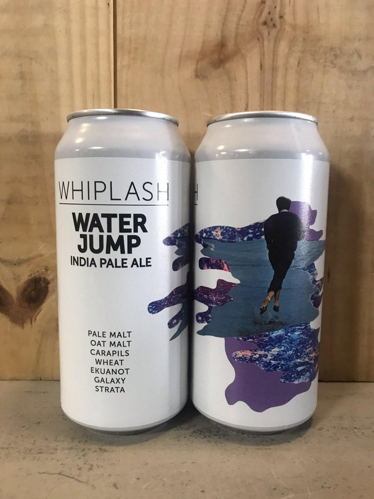 WHIPLASH Water Jump IPA 44cl 6,8% can Bière