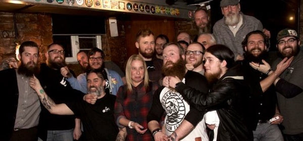 Liverbeards Group Photo