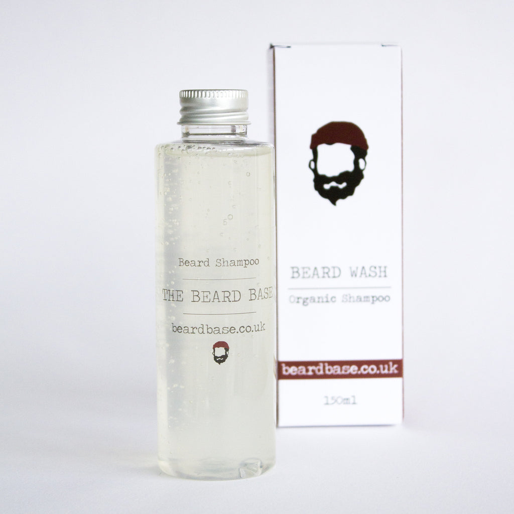 Beard Shampoo - Beardbase.co.uk