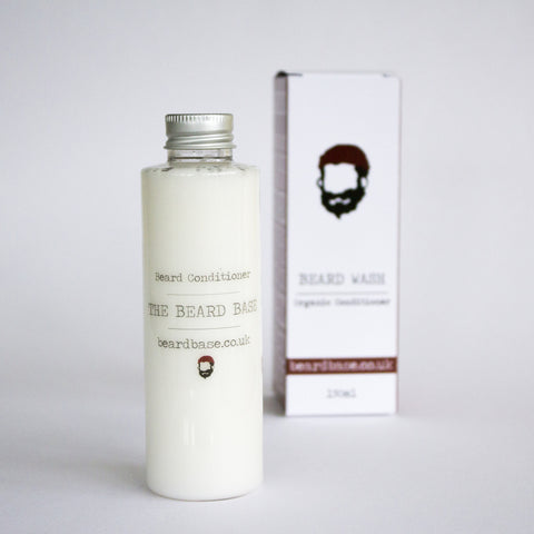 Organic Beard Wash | Conditioner