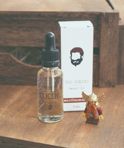 Viking Beard Oil Beardbase