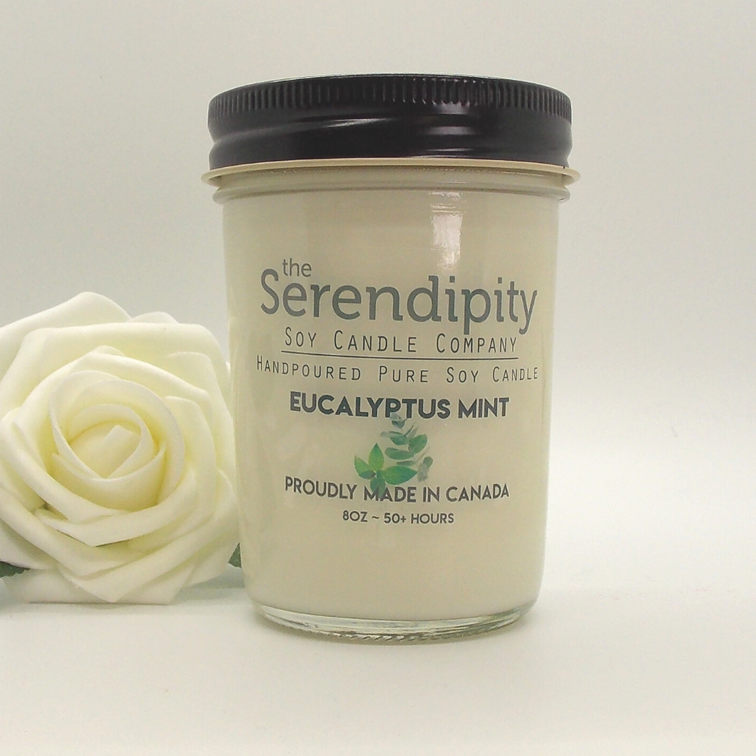 Candle Eucalyptus & Mint