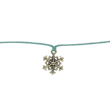 Load image into Gallery viewer, Merry Everything- Snowflake Bracelet